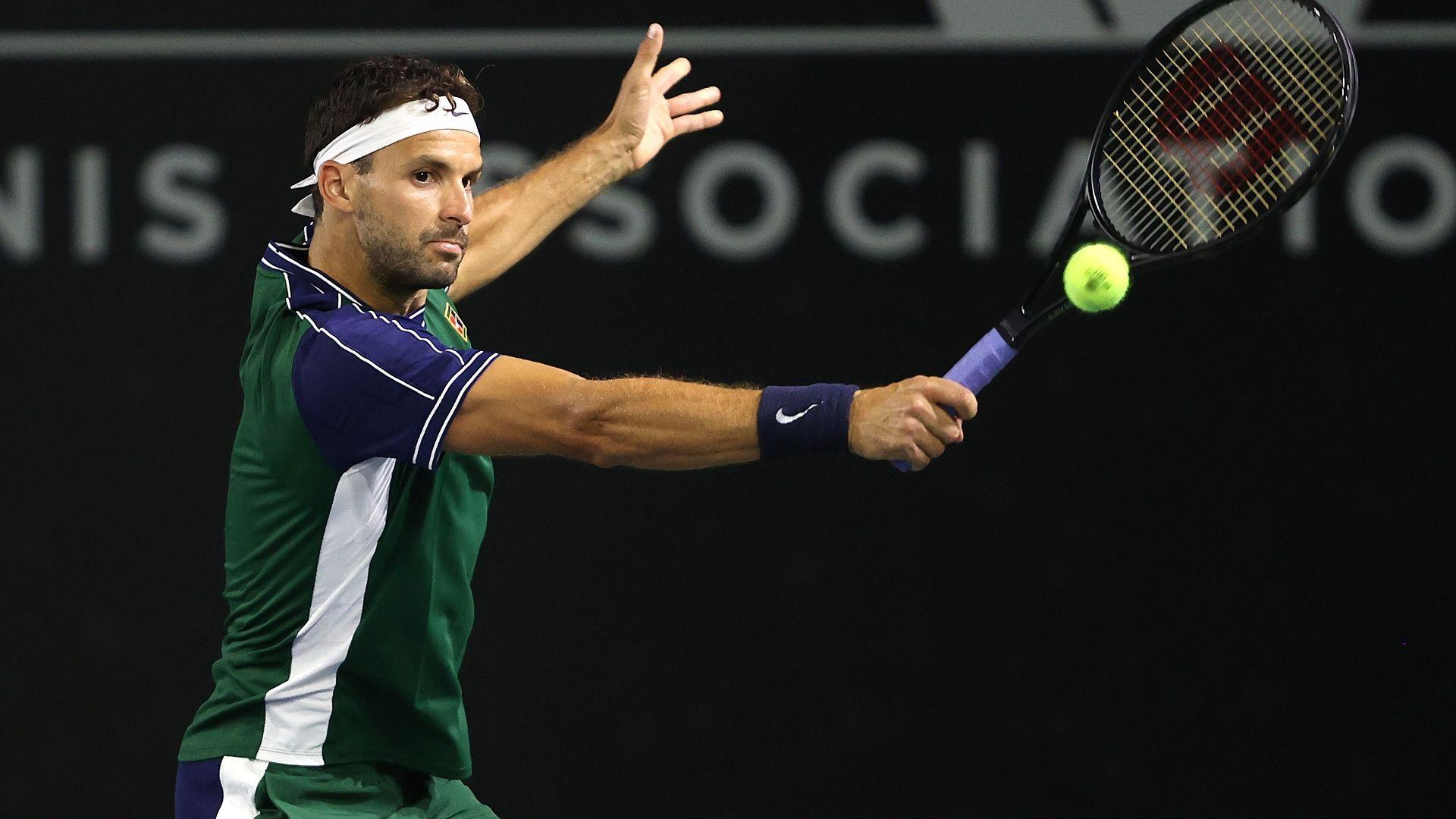 Григор е на полуфинал в Сан Диего след сладко отмъщение срещу руснак