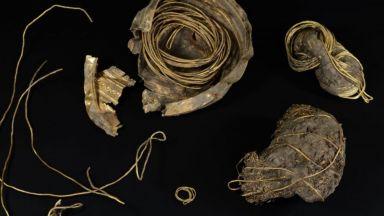 В Австрия откриха златни съкровища на 3000 години