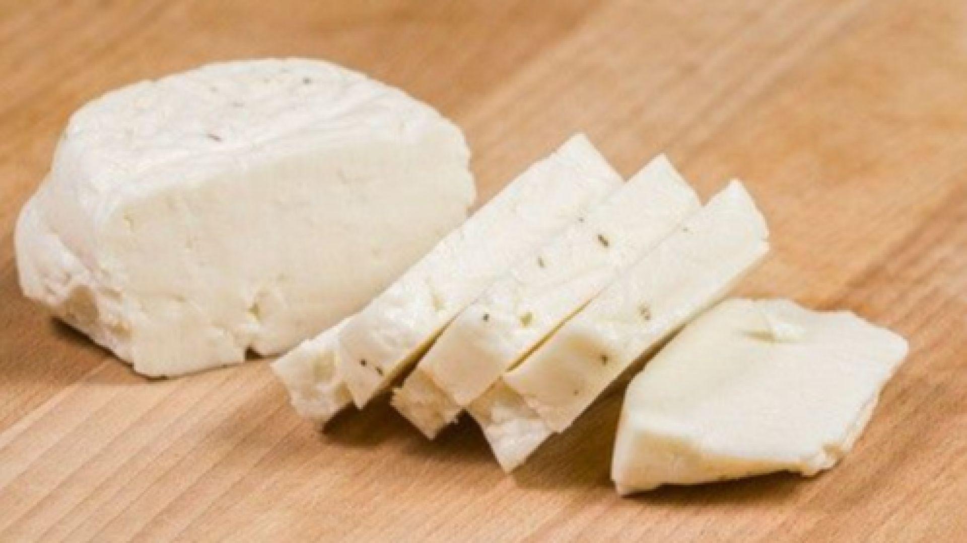 Кипърското сирене халуми вече официално е със защитен статут в ЕС