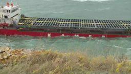 """Установиха нефтено замърсяване 3 пъти над нормата край кораба """"Вера Су"""""""