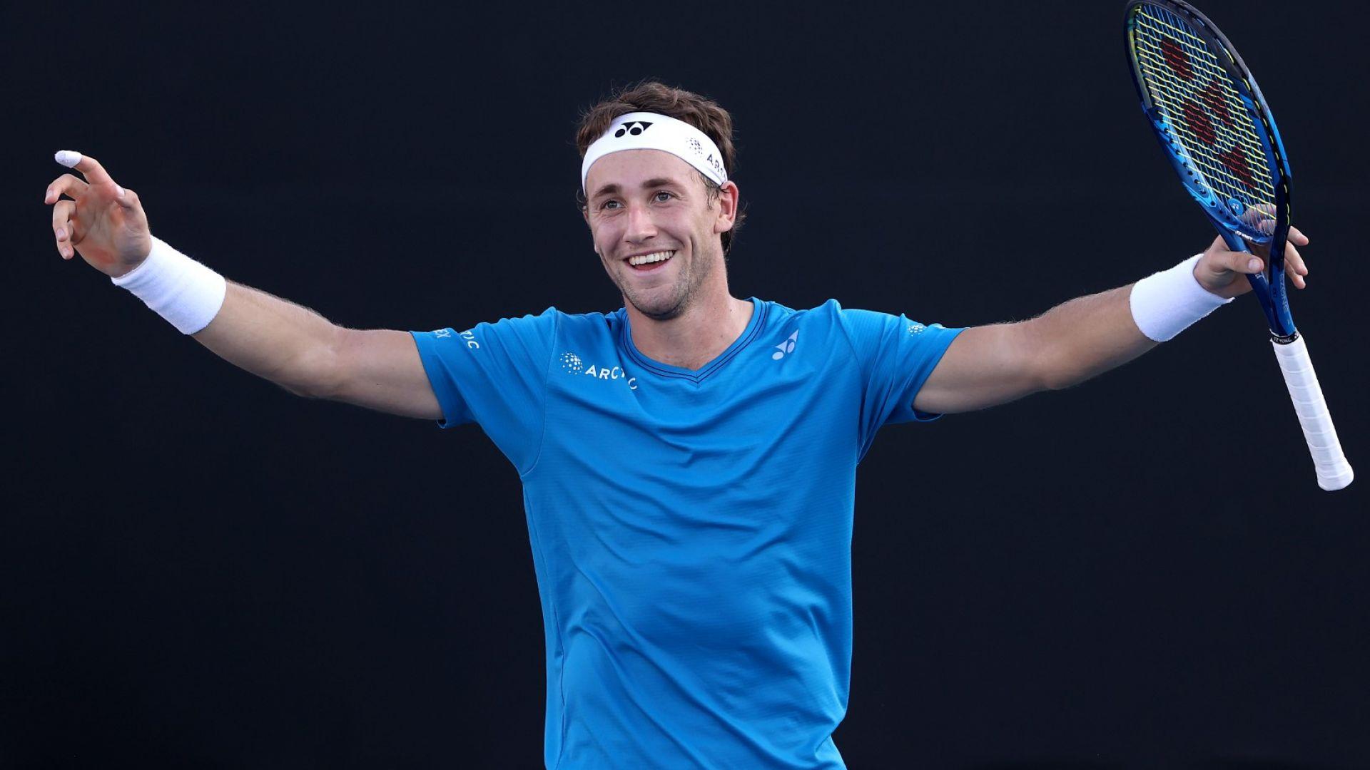 Норвежец триумфира в Сан Диего и стана №1 за годината в мъжкия тенис