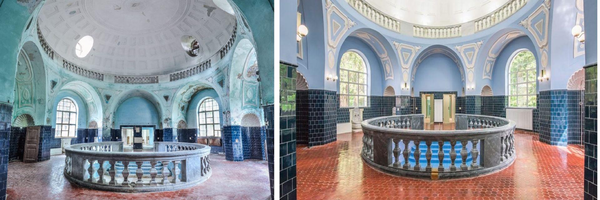 След реновирането на банята в Банкя ѝ търсят концесионер (снимки)