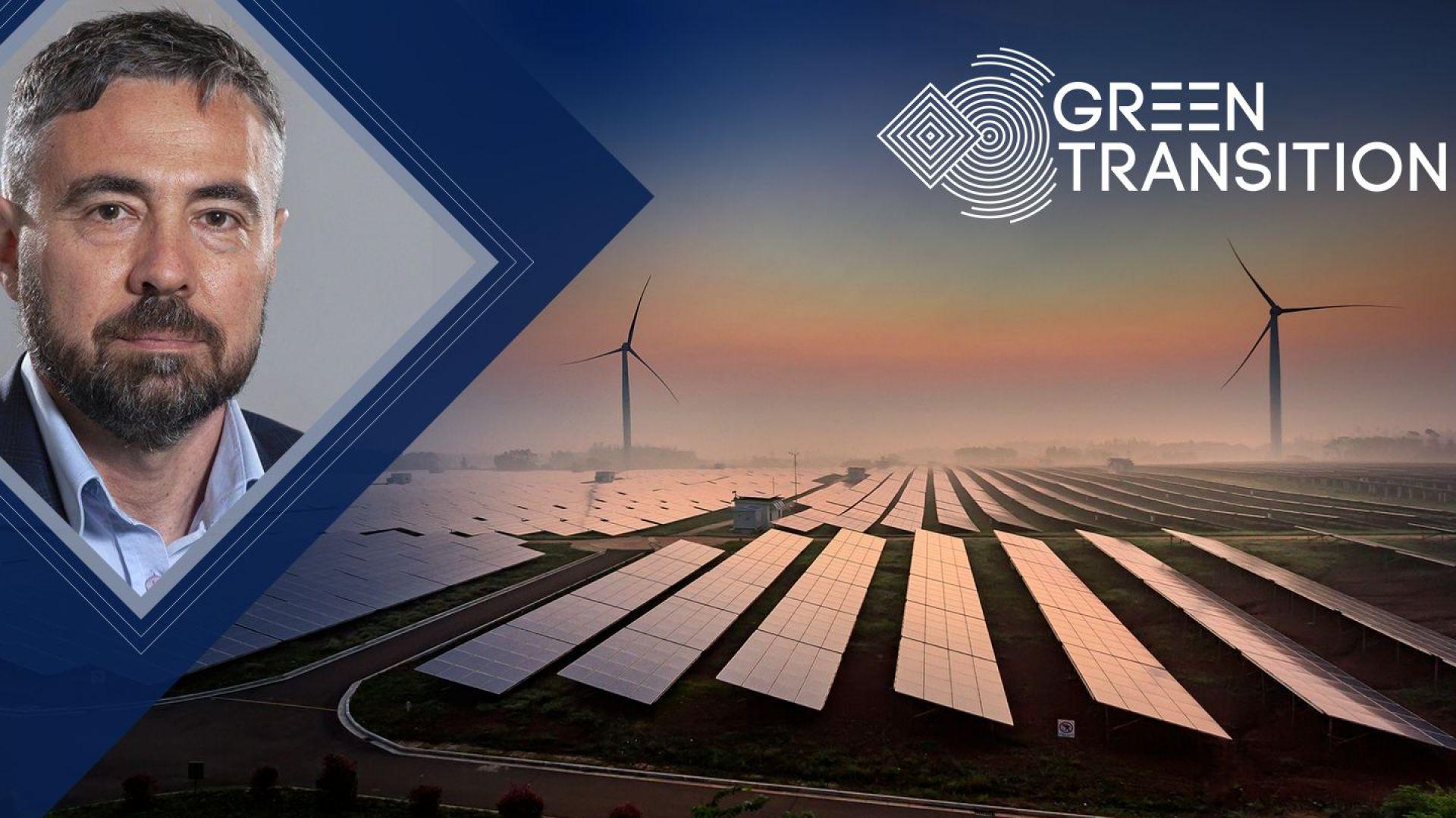 Министър Живков: Работим за плавна и устойчива декарбонизация на енергийния сектор