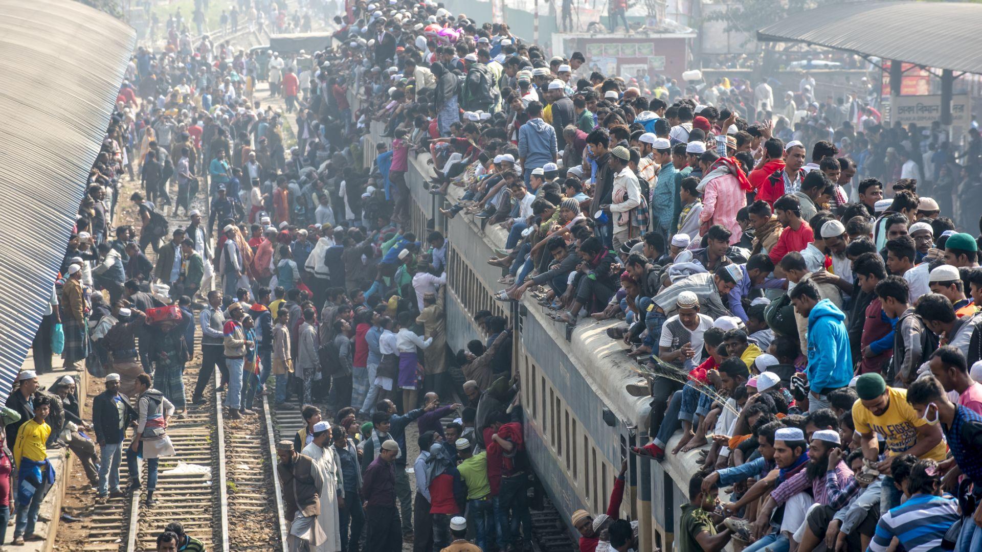 Четвърт от населението в света е подложено на смъртоносни градски горещини