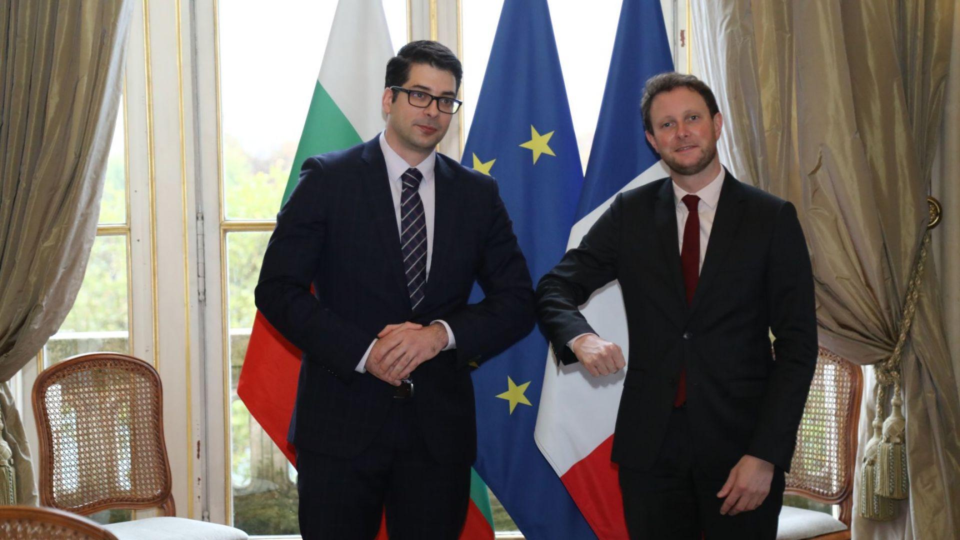 Атанас Пеканов: Правим ключова стъпка към членство на България в ОИСР