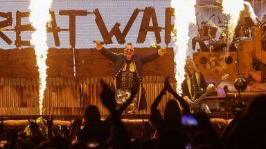 Шведската метъл група Sabaton посвети песен за България в новия си албум