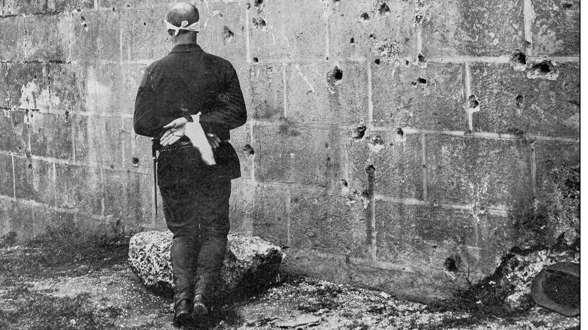 За близо век България екзекутира стотици осъдени на смърт, последният - 4 дни преди 10 ноември