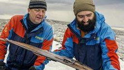 Археолози откриха ски на 1300 години