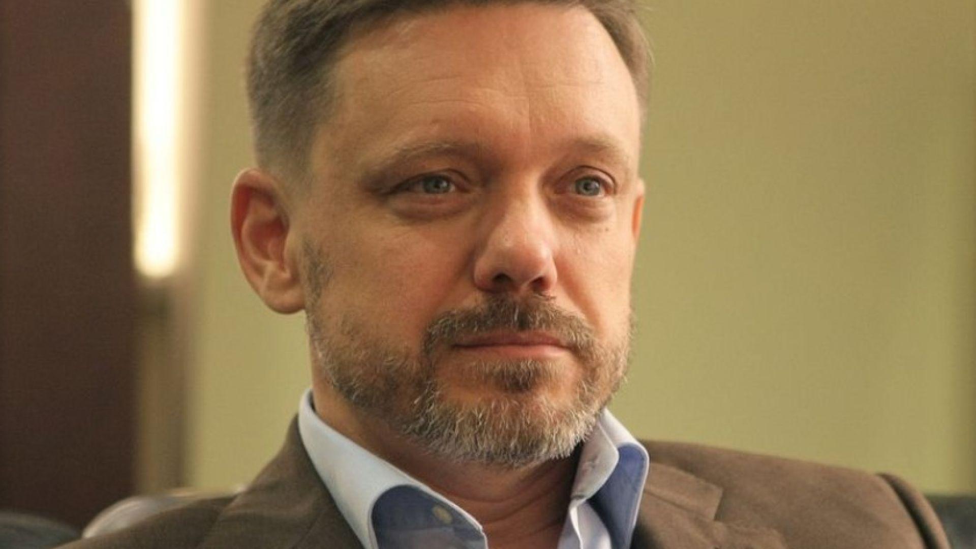 Уволниха украински банкер след сбиване с разследващи журналисти (видео)