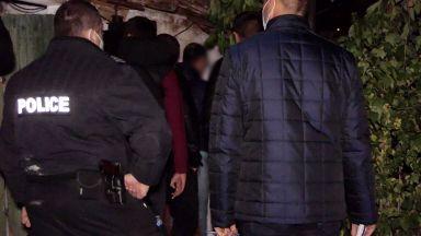СДВР: Рецидивистът от Световрачане и още трима души са задържани при спецоперация