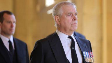 Принц Андрю с достъп до споразумение, което ще го защити от делото за изнасилване