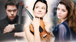 Интригуваща камерна програма с Лия Петрова, Атанас Кръстев и Виктория Василенко