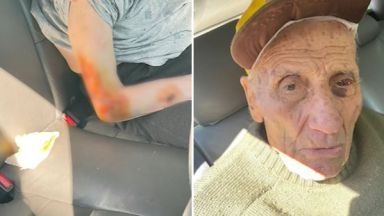 Внучка прибра дядо си със синини и рани по тялото от дом за възрастни в София