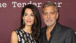 Амал Клуни разкри, че Джордж ѝ е забранил да гледа един от филмите му
