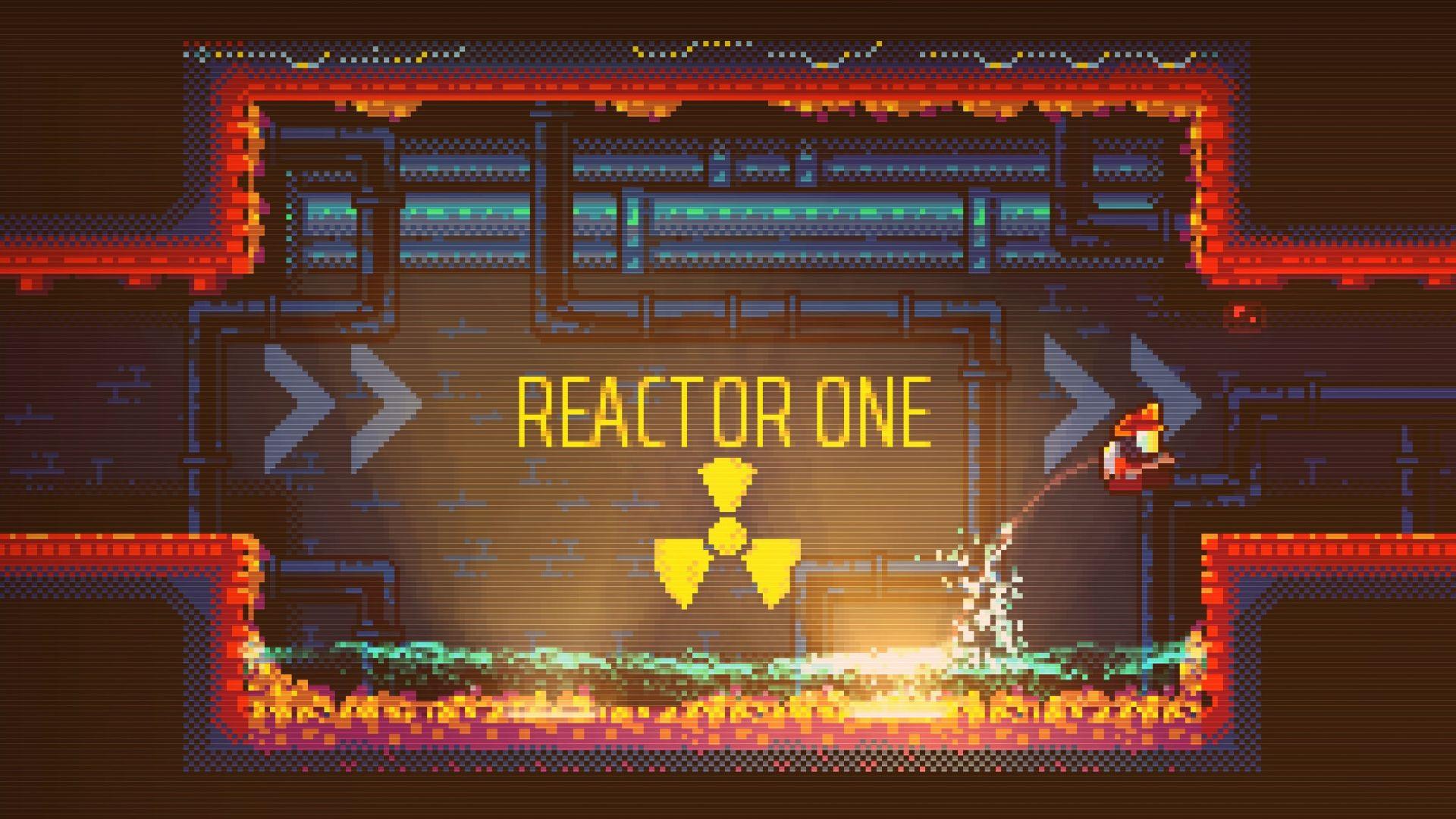 Създателят на Dead Cells представя пожарникарската игра Nuclear Blaze