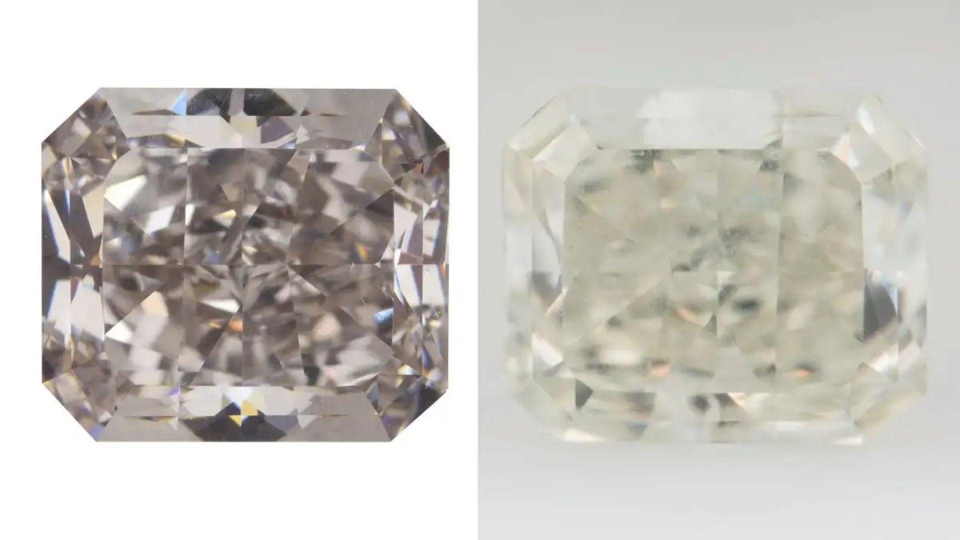 Откриха нов вид диамант-хамелеон