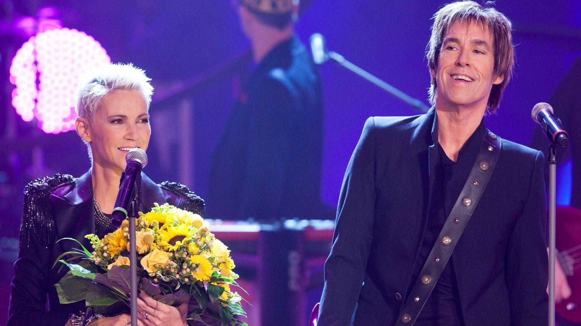 """Пускат 12 нечувани песни по случай 30 години от """"Joyride"""" на Roxette"""