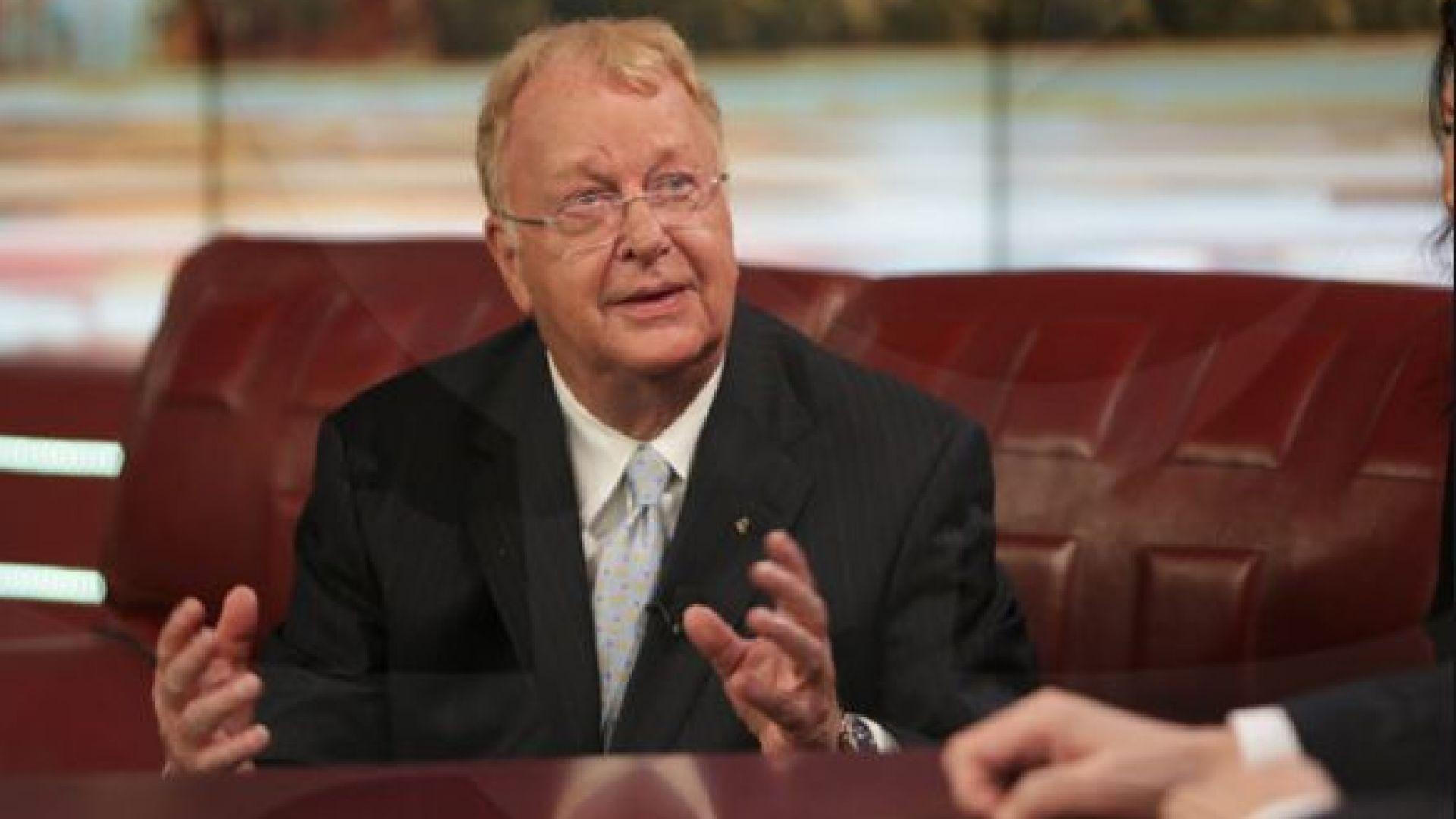 Почина първият шеф на bTV Ал Парсънс