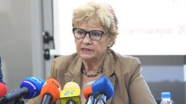 """Комитова: Обещаните пари вървят към """"Автомагистрали - Черно море"""""""