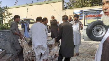 """""""Ислямска държава"""" пое отговорност  за кървавия атентат срещу джамия в Афганистан"""