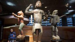 Франция връща на Бенин 26 плячкосани произведения на изкуството