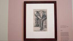 Малко известни скици към шедьовър на Ван Гог бяха показани в Амстердам