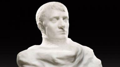 Бюст на Наполеон от Огюст Роден, открит неочаквано, отива на търг в Хонконг