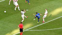 Белгия нямаше късмет, а Италия се утеши с третото място в Лигата на нациите