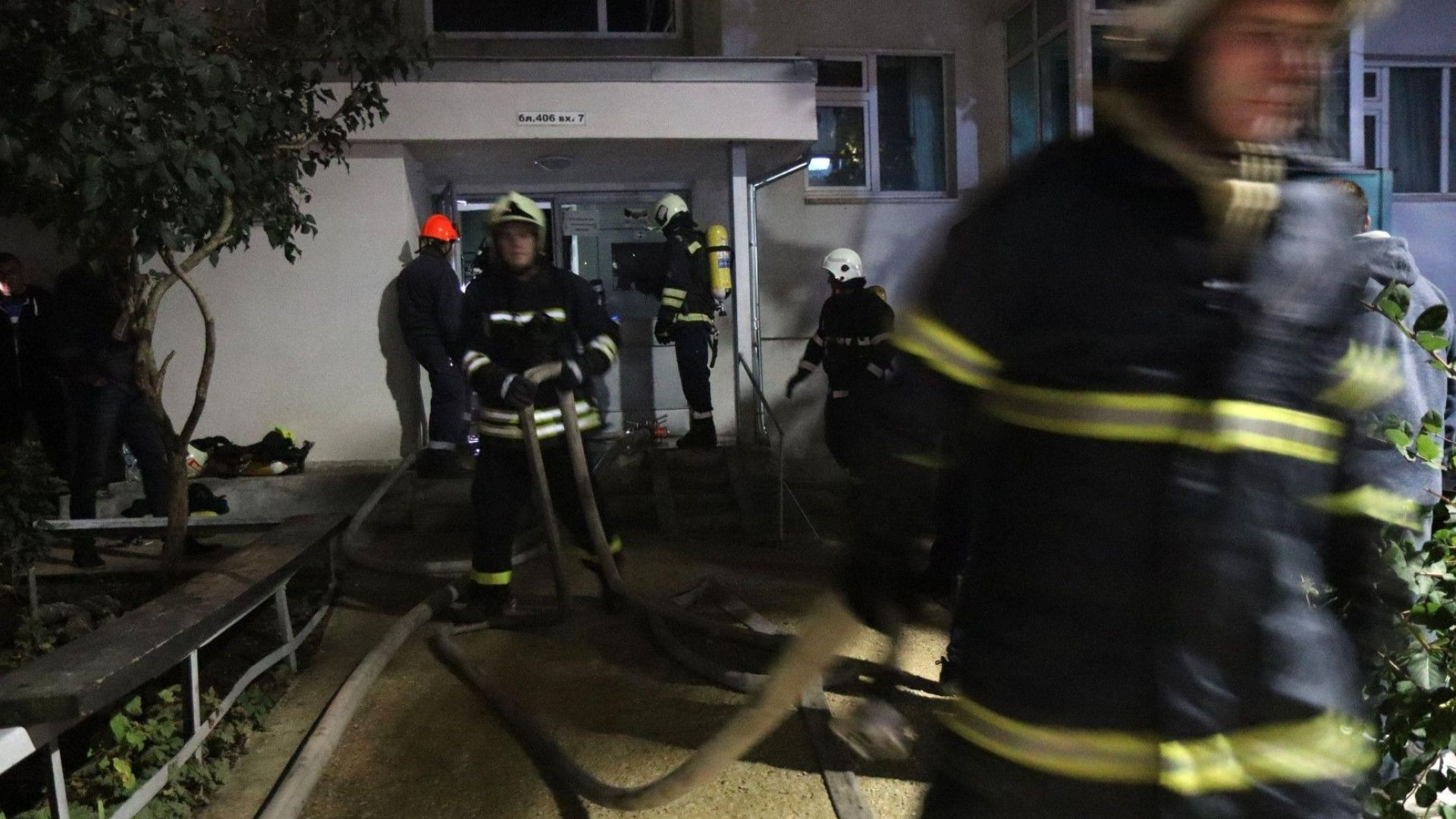 Загиналите деца в пожар във Варна: Има съмнения за умишлен палеж от родителите