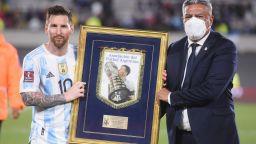 Меси вдъхнови Аржентина за славна победа над първия голям футболен враг