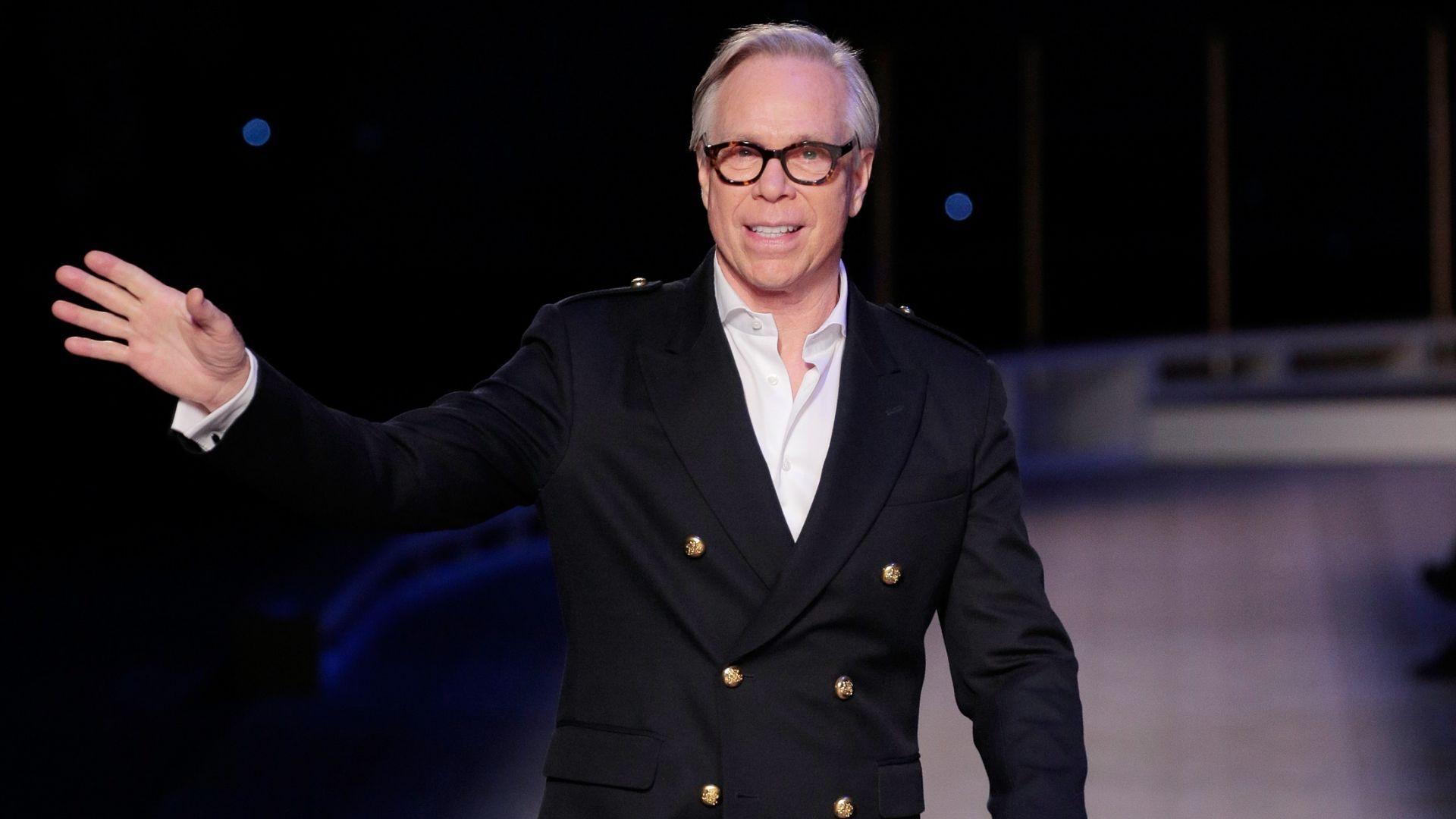 Томи Хилфигър с награда за изключителни постижения в модната индустрия