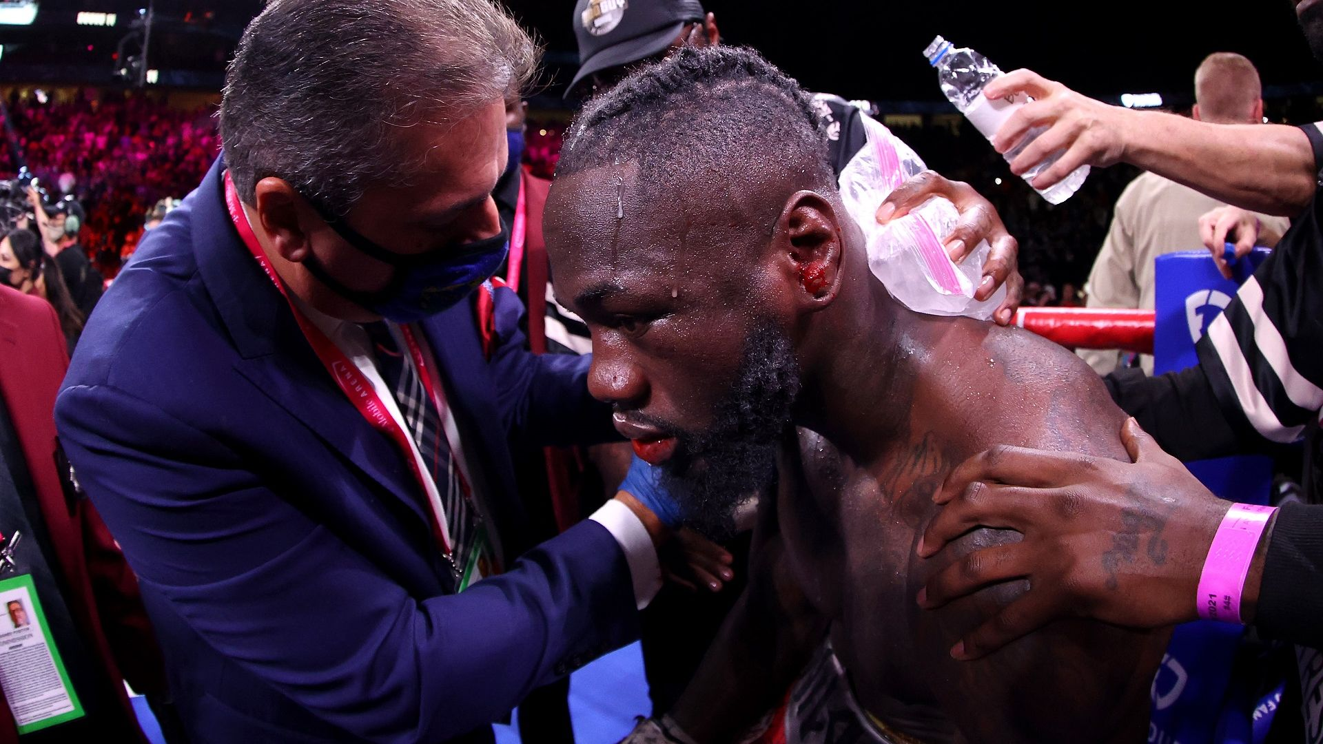 Уайлдър няма право да се бие шест месеца след мача с Фюри