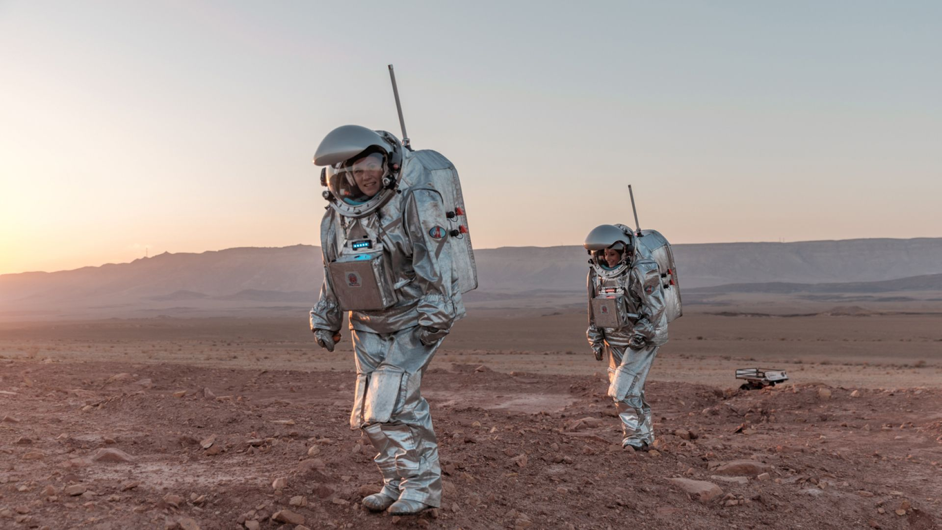 Учени симулират живота на Марс в Израел