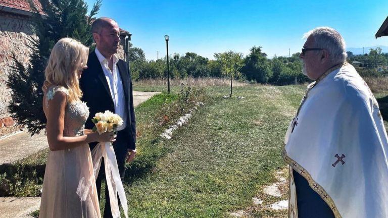 Мария Игнатова за сватбата с Нойзи: Държах никой да не знае, дори майките ни разбраха дни преди нея