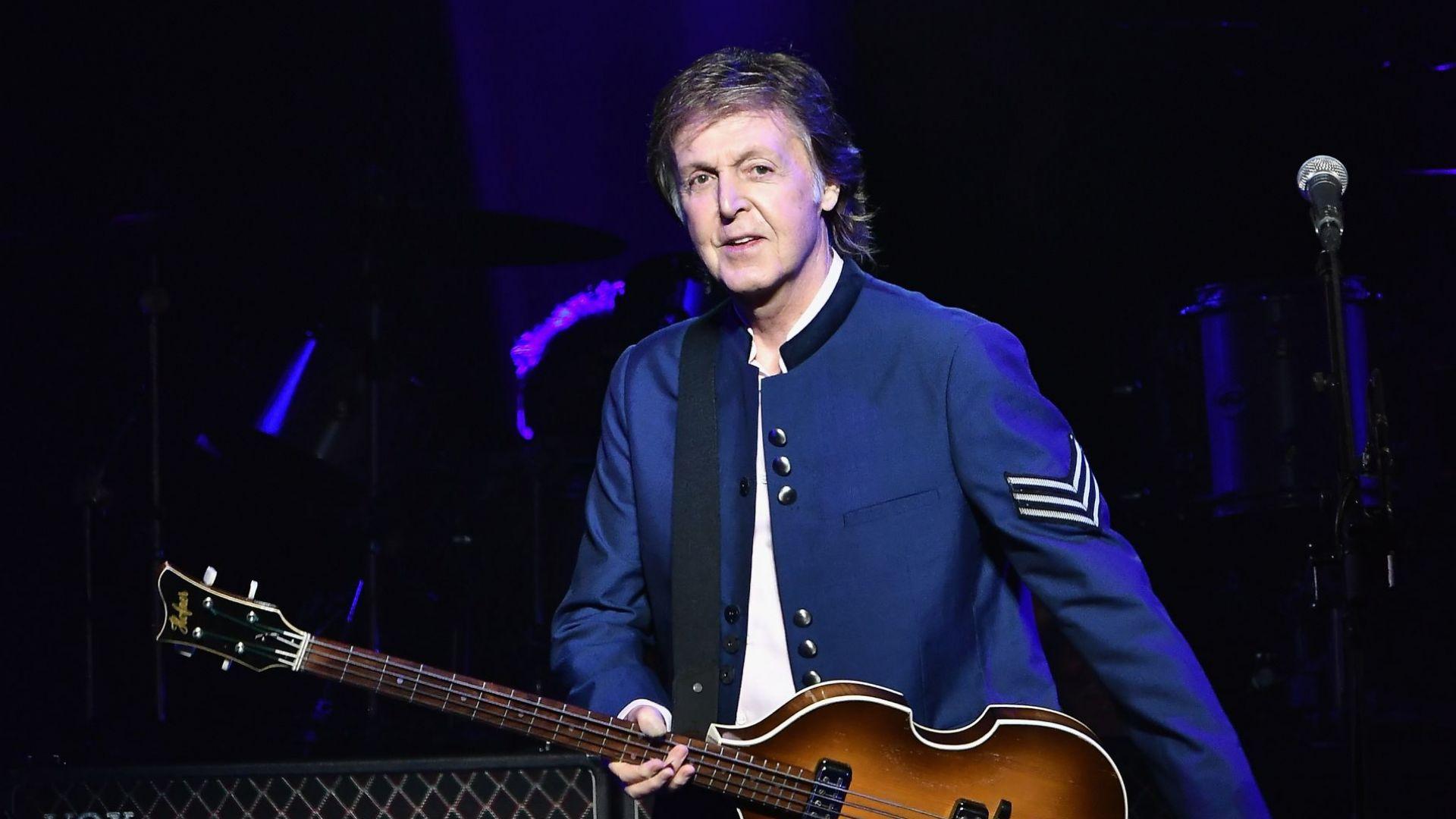 Пол Маккартни заяви, че Джон Ленън е виновен за разпадането на Тhe Beatles