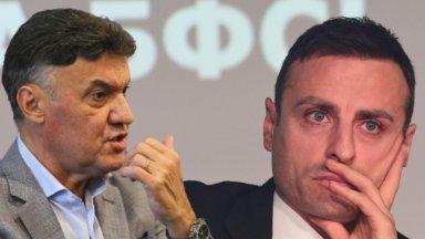 Борислав Михайлов: Няма проблем да работя заедно с Бербатов
