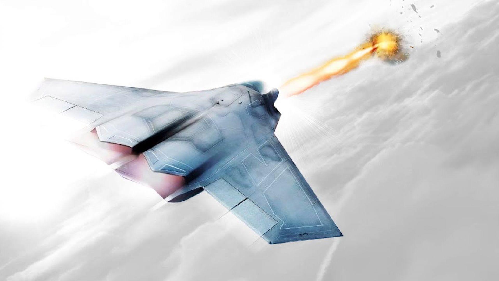 Lockheed Martin създаде лазерно оръжие, което се монтира на самолет