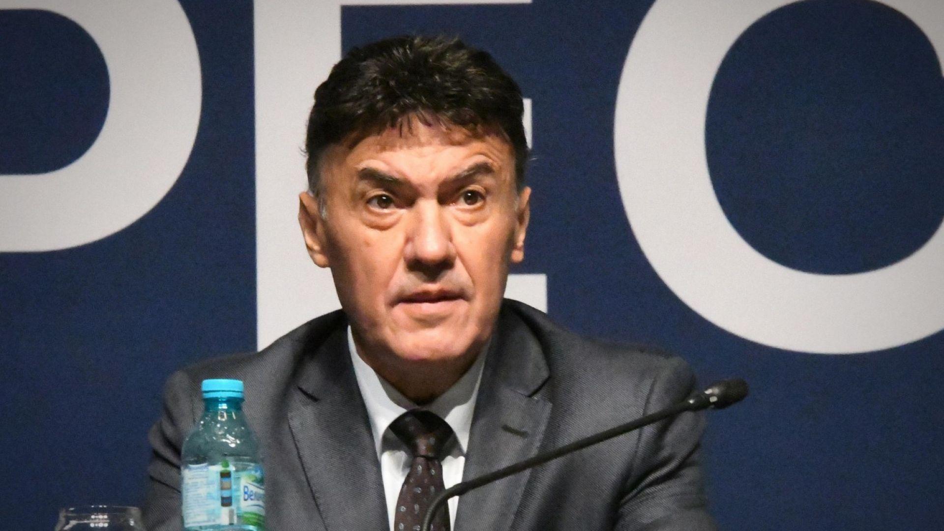 Михайлов на Конгреса: Сигурен съм, че ни предстоят още по-успешни дни