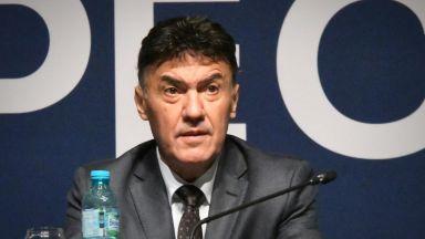 Драма: Михайлов пак е президент на БФС с фотофиниш и 11 гласа пред Бербатов