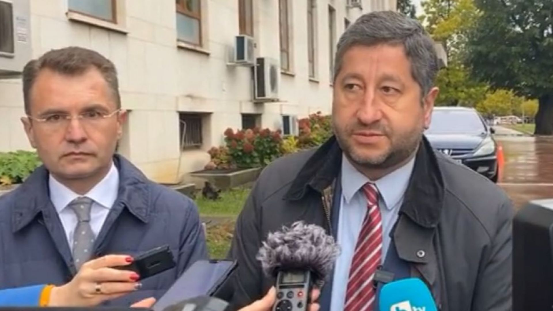 Христо Иванов: ДПС направи терористична акция срещу демокрацията (видео)