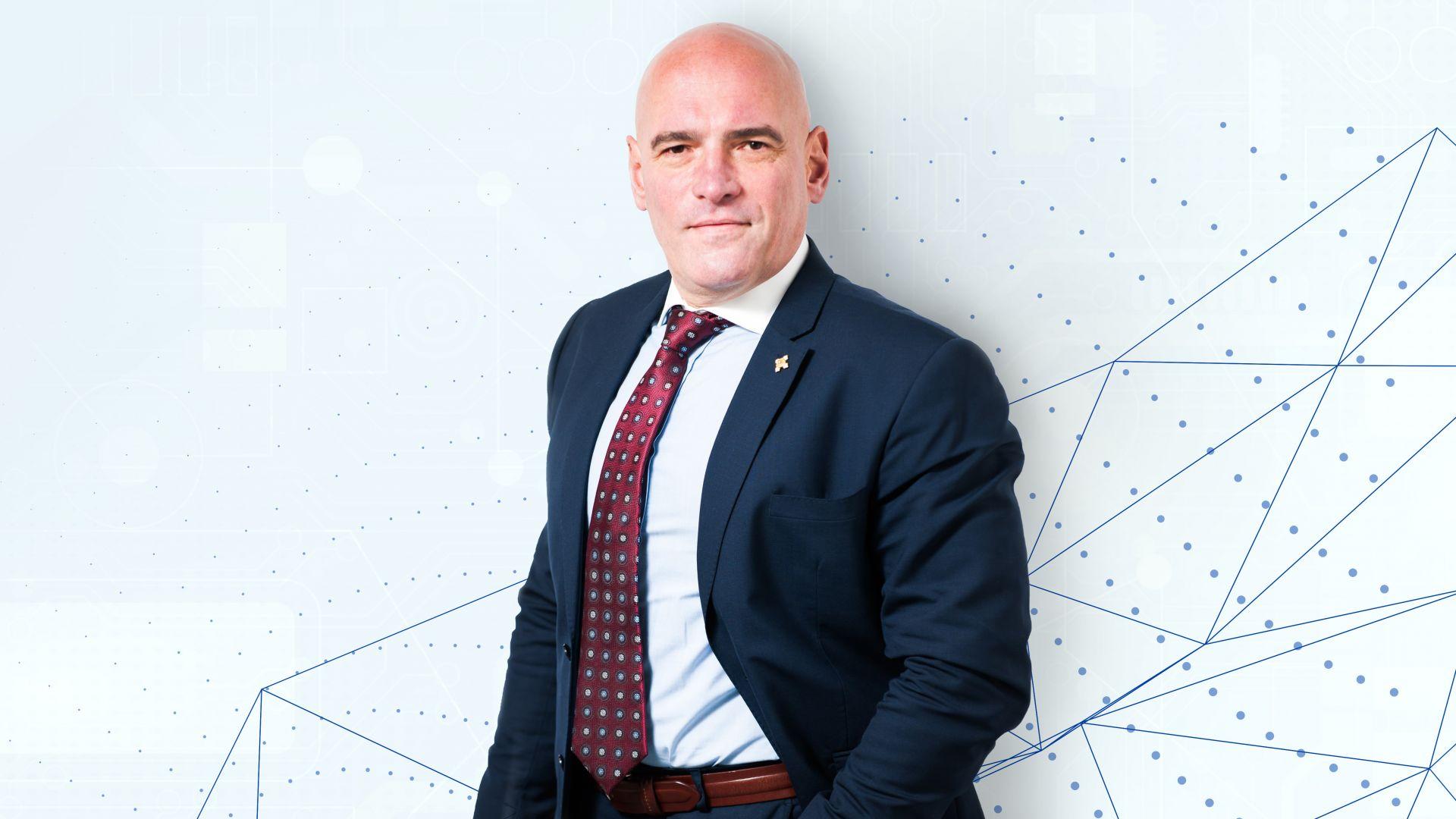 Лев Инс привлече водещ специалист като директор ИТ и Киберсигурност