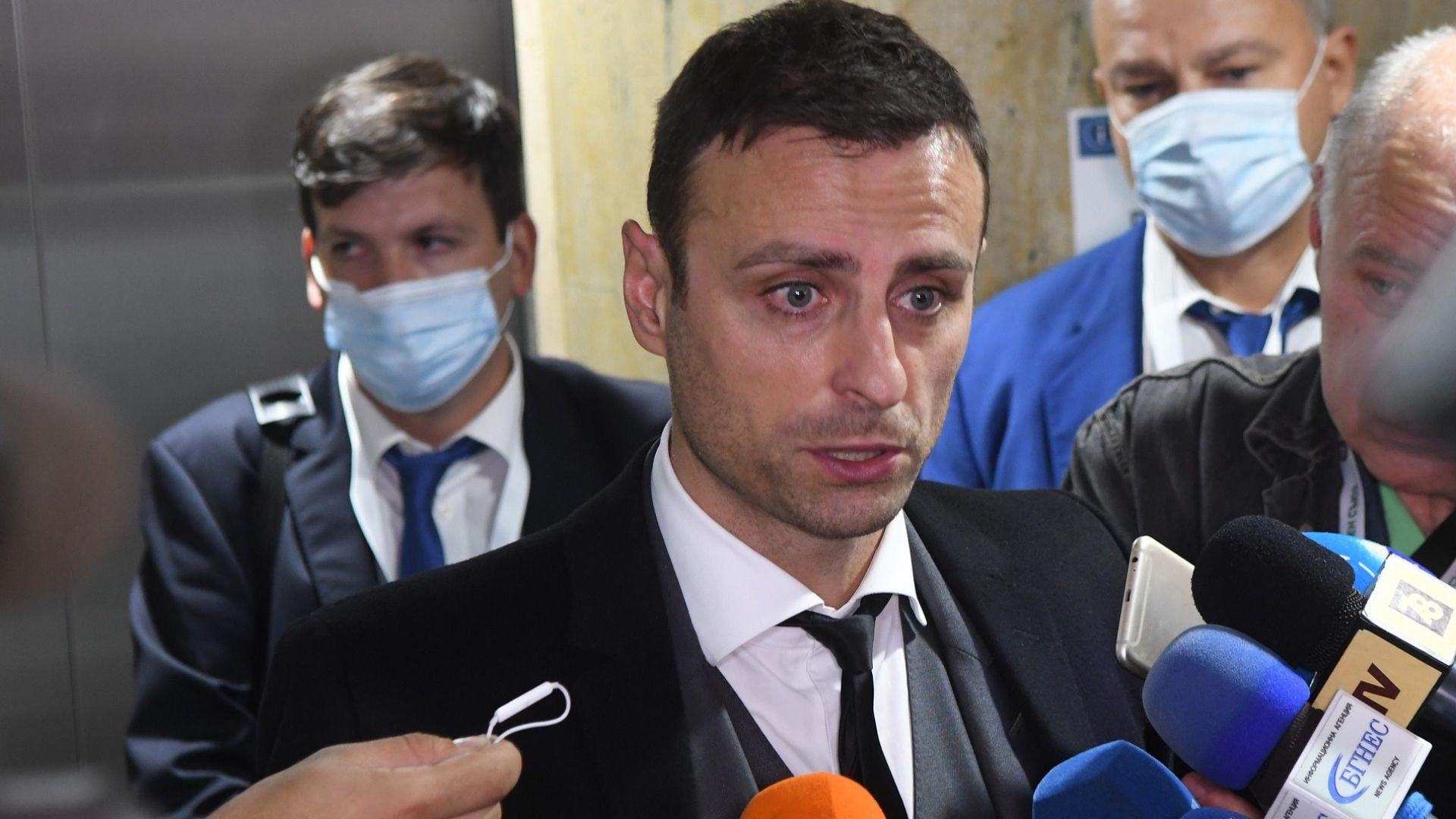 Бербатов след загубата: Не пуснаха 20 клуба от моя регион, отиваме в съда