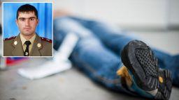 Военен спаси живота на млад мъж в Благоевград, а минути по-късно стана татко