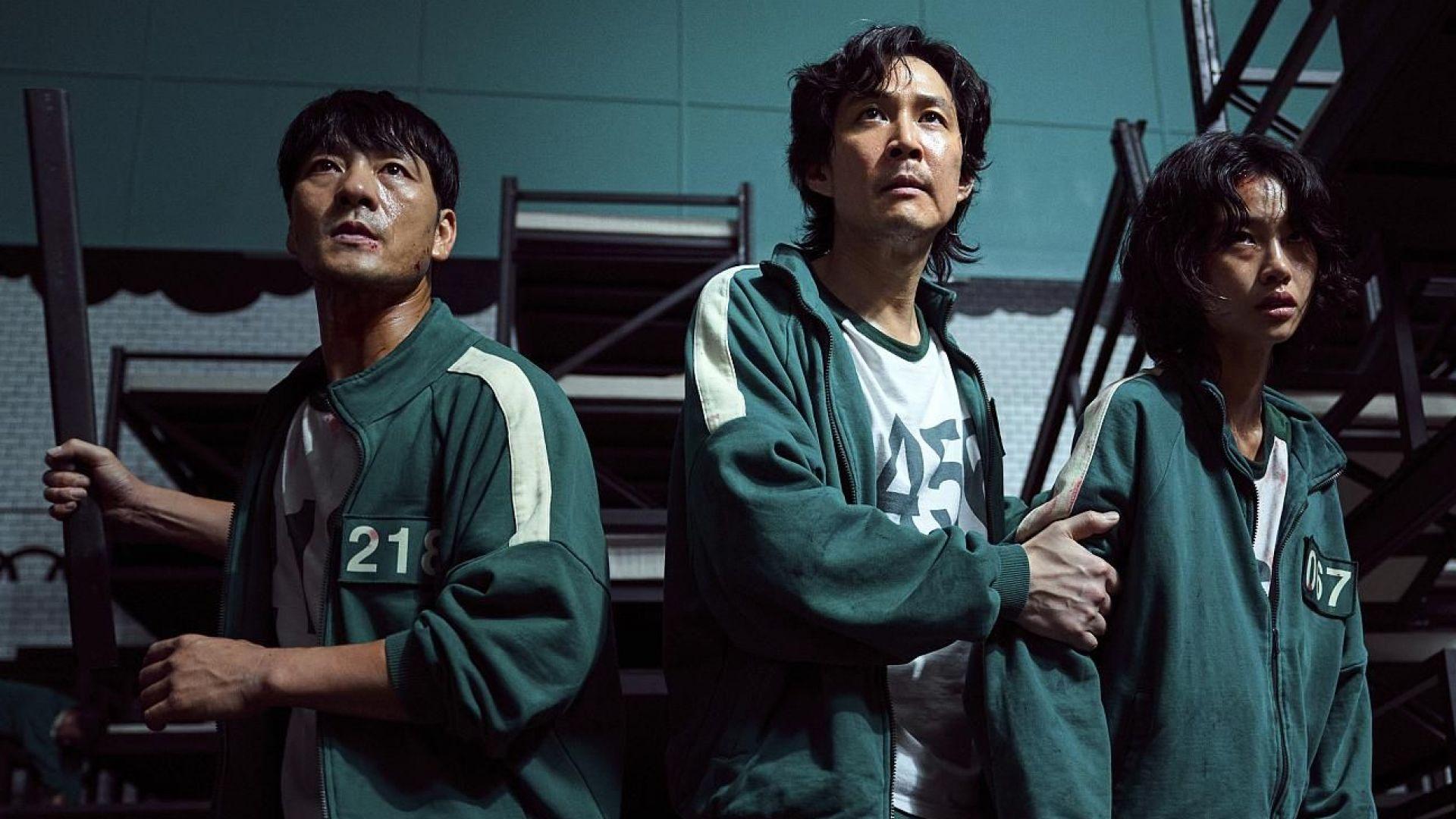 Южнокорейски сериал стана най-популярната продукция в историята на Netflix