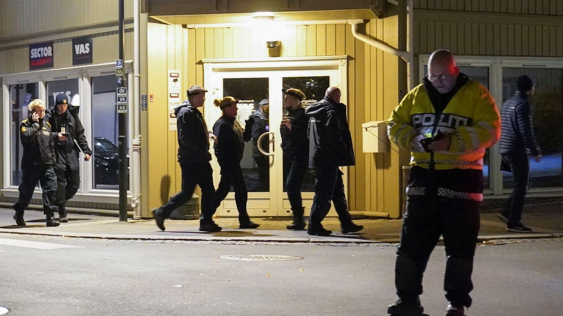 37-годишен датчанин е стрелецът, убил петима души край Осло