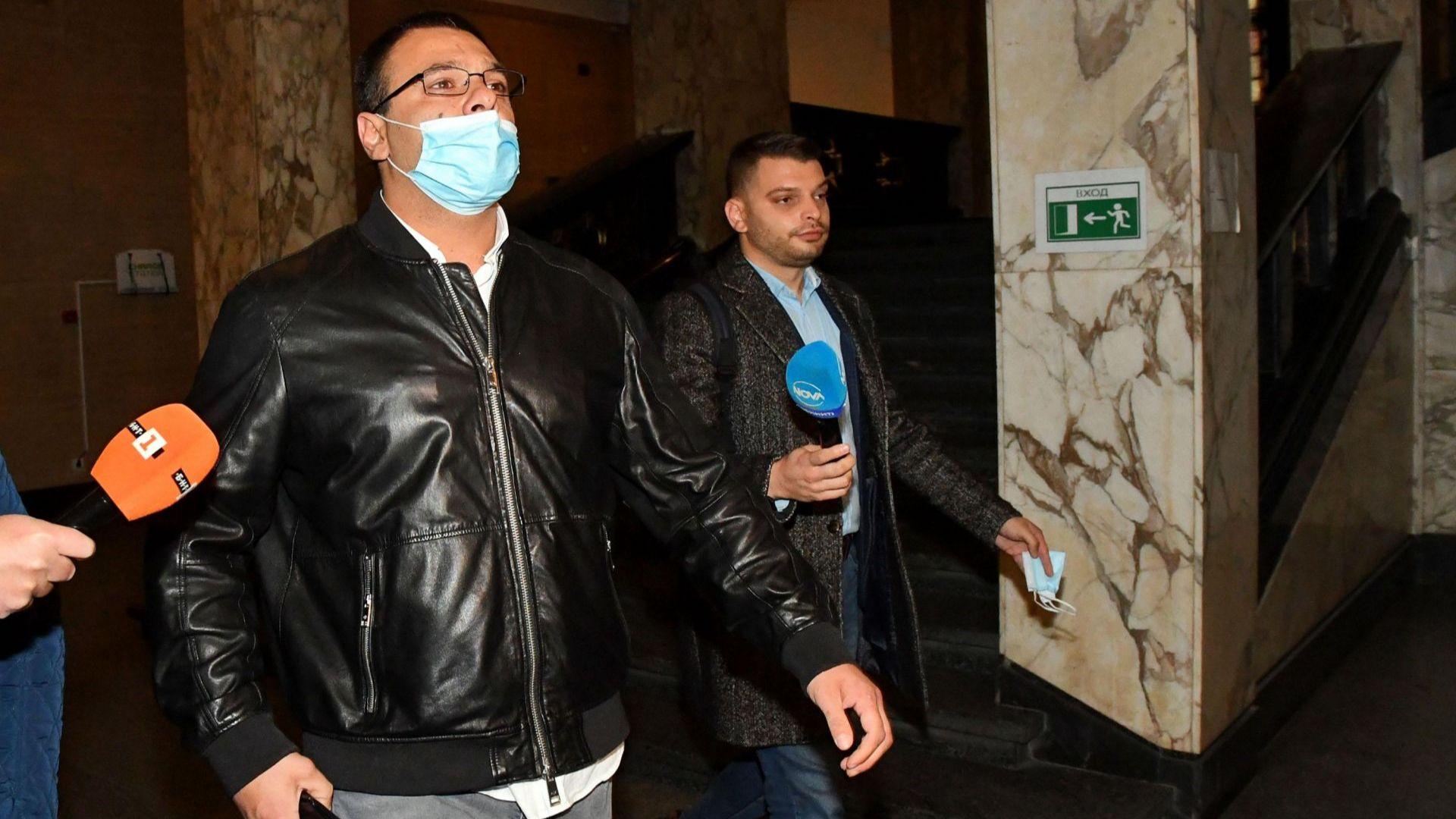 СГС отложи гледането на мярката срещу Венци Боксьора (снимки)