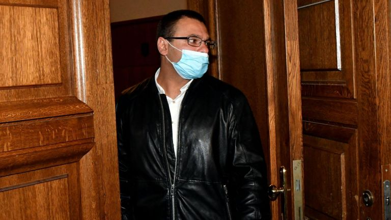 Венцислав Дамянов, по прякор Боксьора, който малтретира жителите на софийското