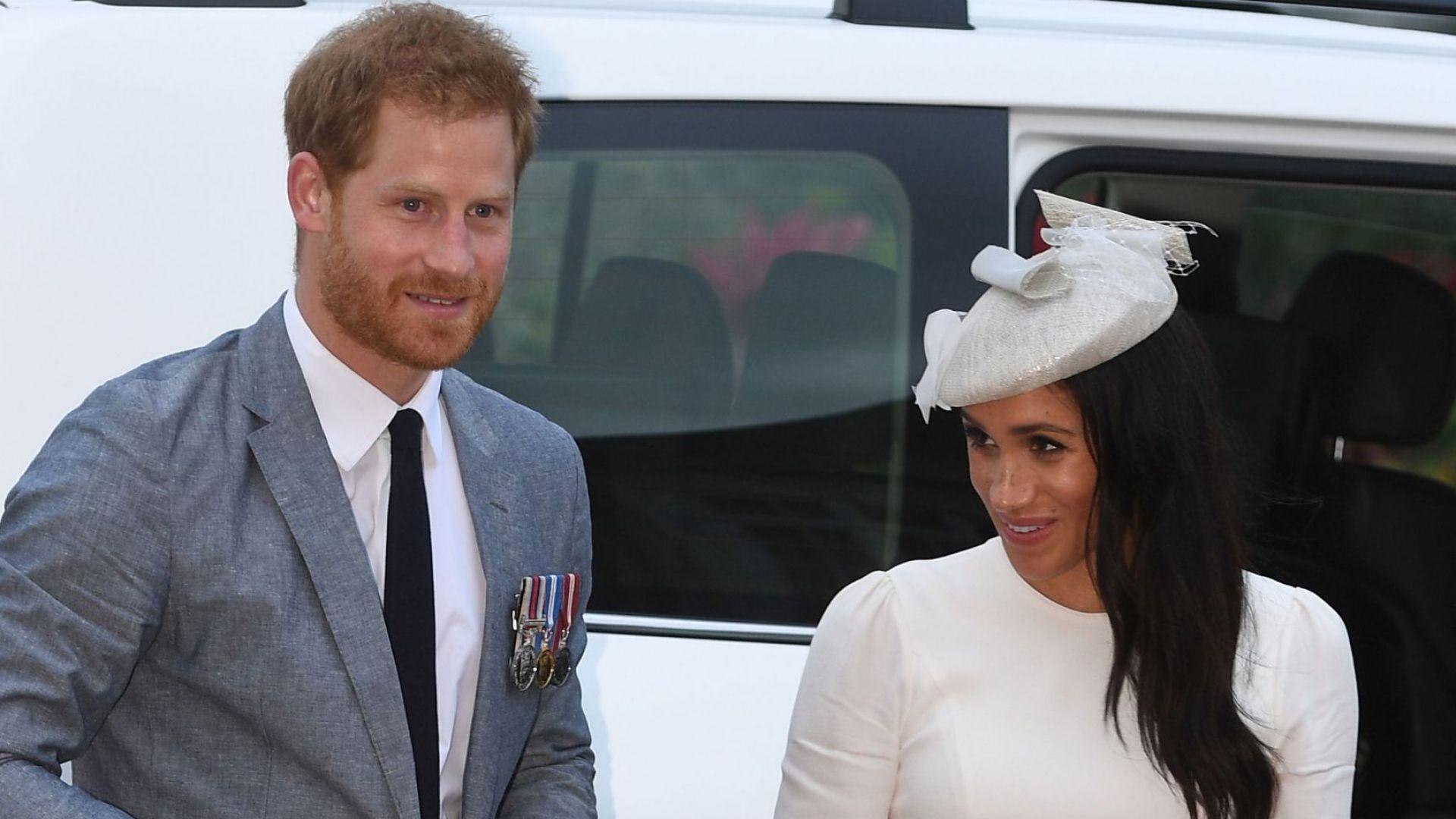Полубратът на Меган предупреди принц Хари, че бракът им скоро може да приключи