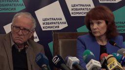 ЦИК отказа поканата на президентството за среща относно вота на 14 ноември
