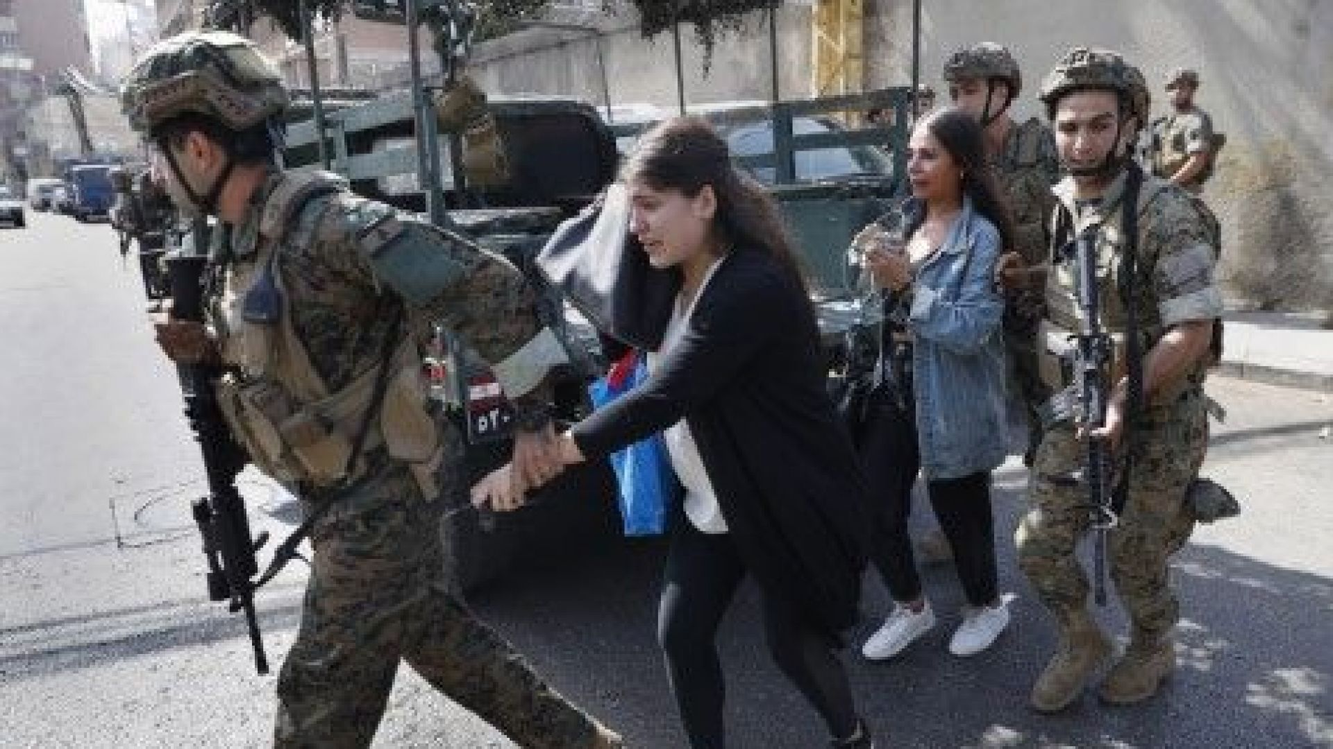 Арести след  невиждано от 13 г. насилие, което разтърси Бейрут
